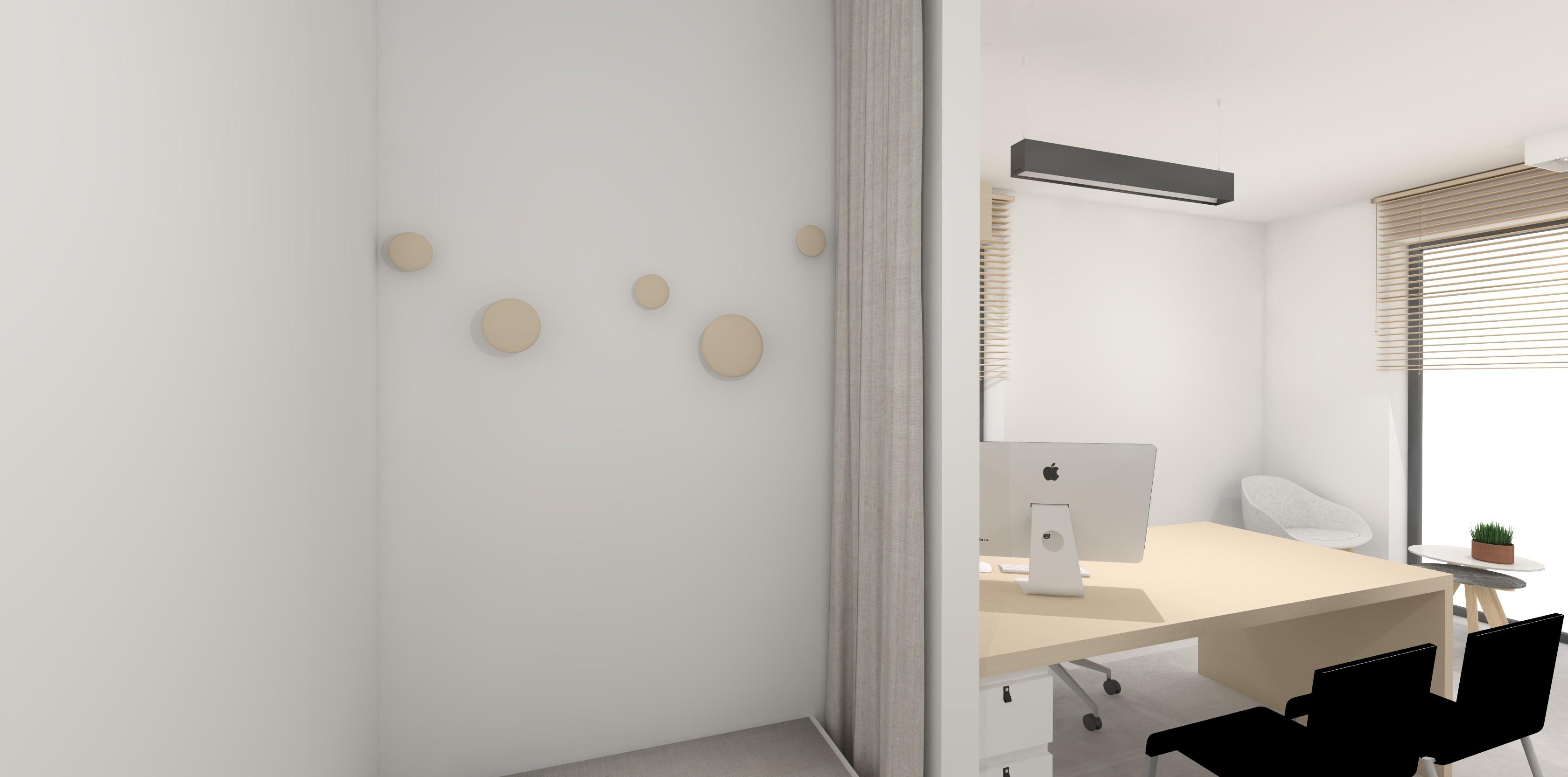 interieurarchitectuur nieuwbouw praktijk diëtiste