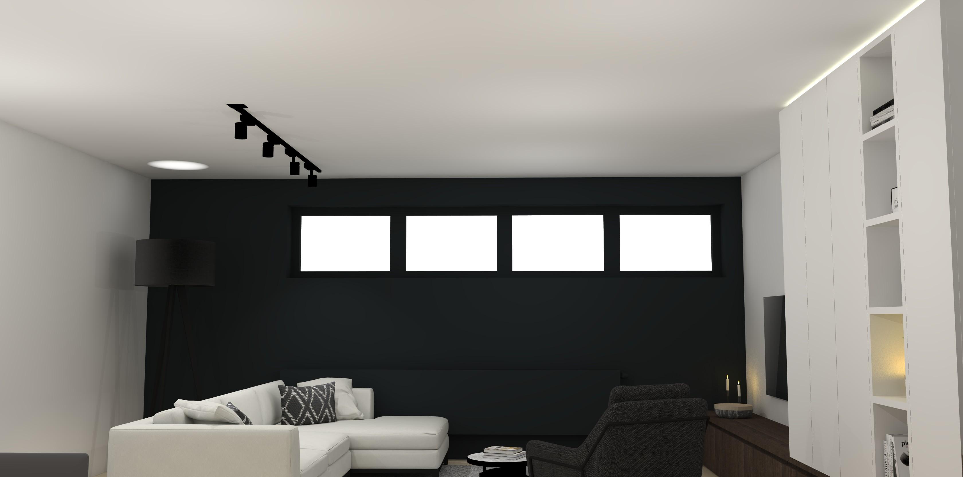 interieurarchitectuur renovatie woonkamer